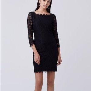 Diane Von Furstenburg Zarita Lace Dress
